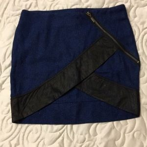 NWT sexy tweed skirt size S